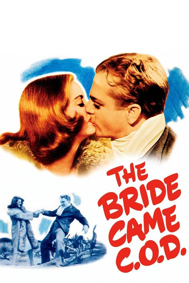 The Bride Came C.O.D. wwwgstaticcomtvthumbmovieposters2393p2393p