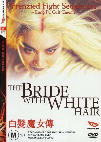 The Bride with White Hair The Bride with White Hair Bai fa mo nu Zhuan 1993
