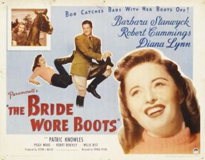 The Bride Wore Boots The Bride Wore Boots 1946