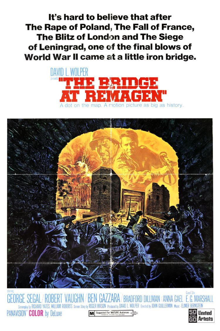 The Bridge at Remagen wwwgstaticcomtvthumbmovieposters840p840pv