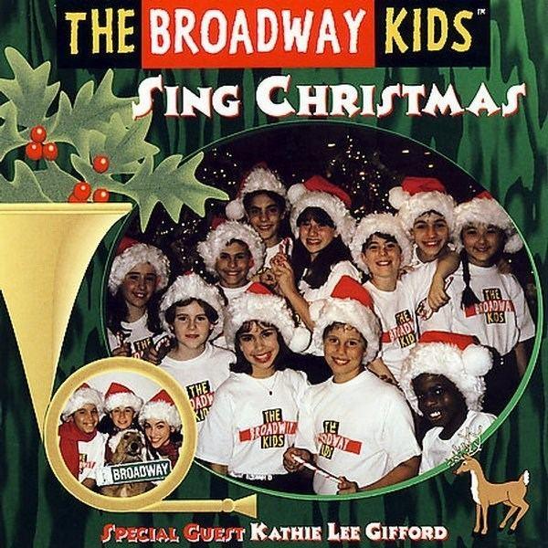 The Broadway Kids Broadway Kids album The Broadway Kids Sing Christmas kids39music