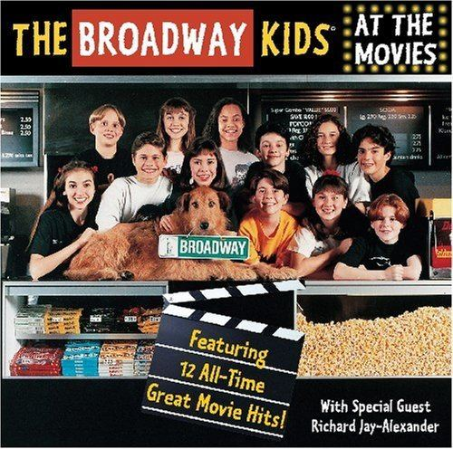 The Broadway Kids Broadway Kids album The Broadway Kids at the Movies kids39music