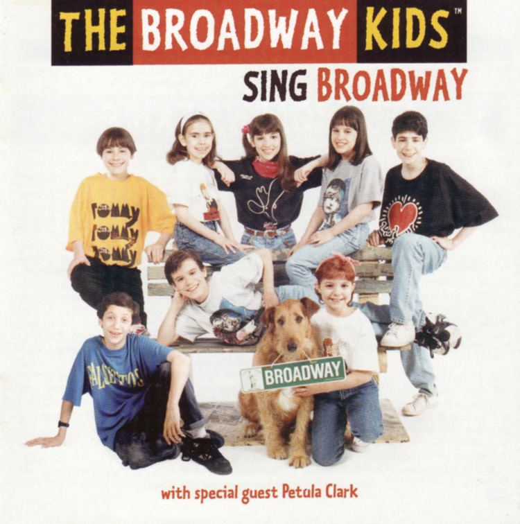 The Broadway Kids httpsenkidsmusicinfophotobroadwaykidsthe