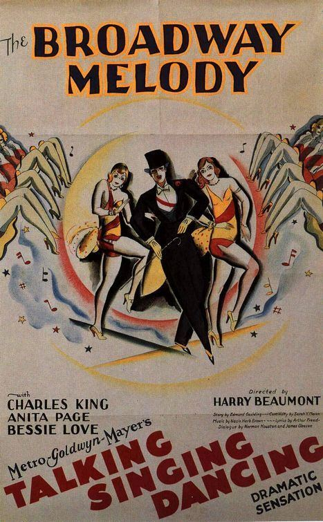 The Broadway Melody The Best Picture Project The Broadway Melody 1929 The Last