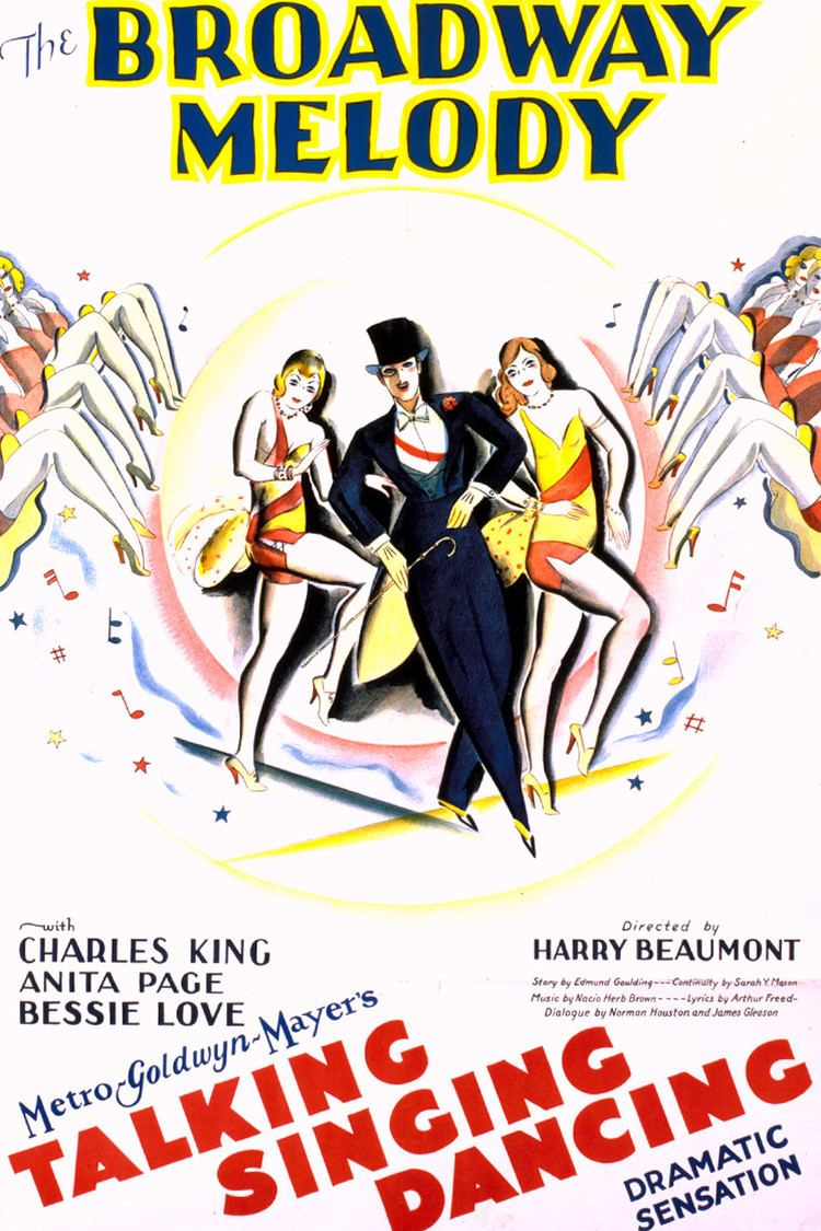 The Broadway Melody wwwgstaticcomtvthumbmovieposters2480p2480p