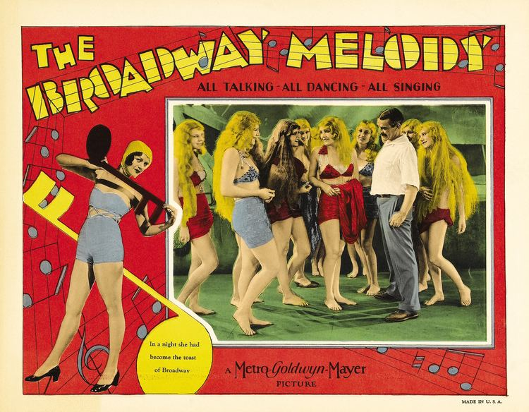 The Broadway Melody Broadway Melody The 1929