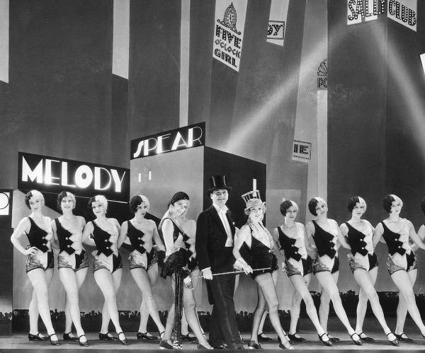 The Broadway Melody Papa Vinyards Oscar Sunday THE BROADWAY MELODY 1929