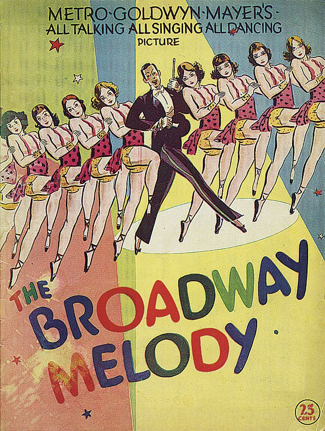 The Broadway Melody The Broadway Melody 1929