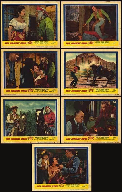 The Broken Star Broken Star movie posters at movie poster warehouse moviepostercom