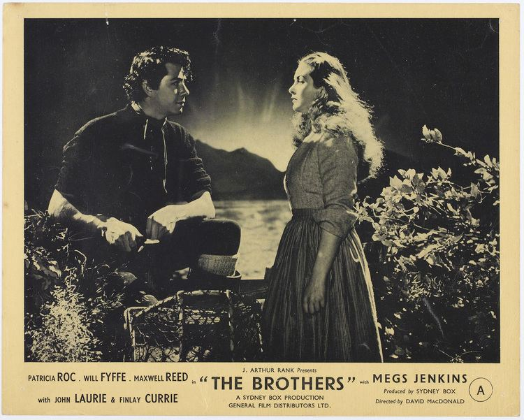 The Brothers (1947 film) Andrew Martin on The Brothers in Film and in Print