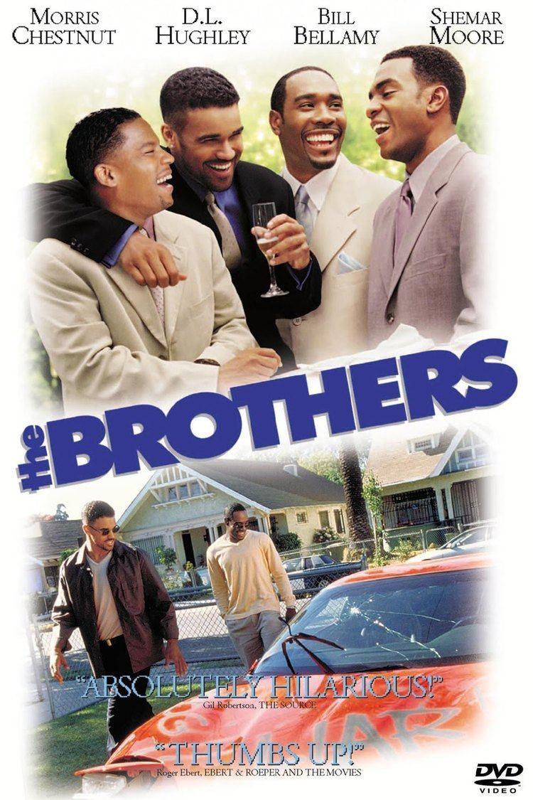 The Brothers (2001 film) wwwgstaticcomtvthumbdvdboxart27328p27328d