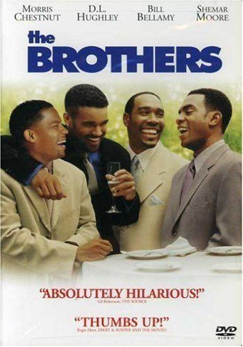 The Brothers (2001 film) Amazoncom The Brothers Bill Bellamy DL Hughley Morris