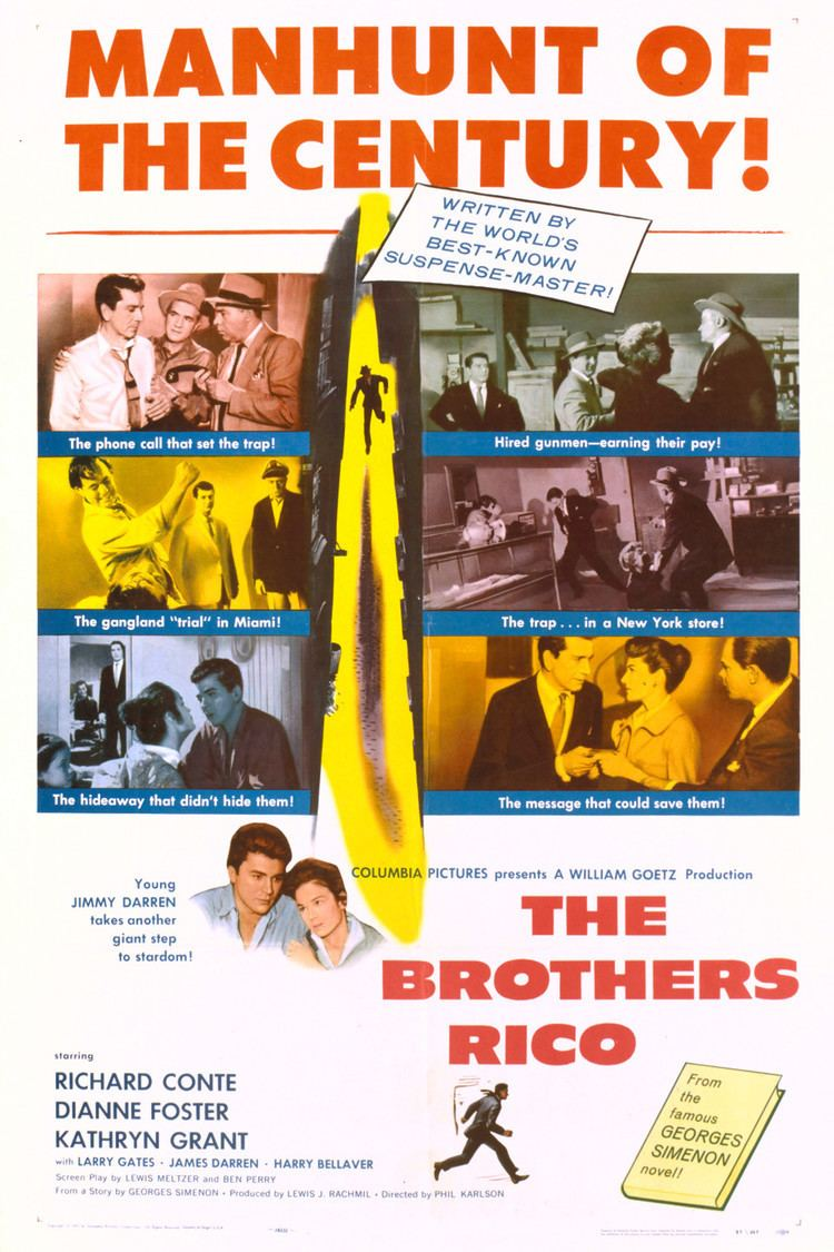 The Brothers Rico wwwgstaticcomtvthumbmovieposters38313p38313