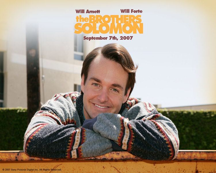 The Brothers Solomon Will Forte Will Forte in The Brothers Solomon Wallpaper 1 1280x1024
