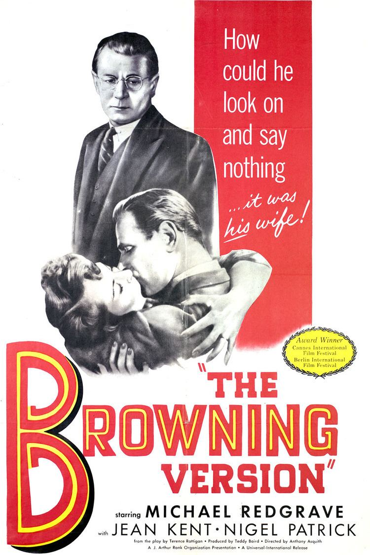 The Browning Version (1951 film) wwwgstaticcomtvthumbmovieposters6376p6376p