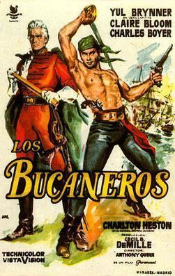 The Buccaneer (1958 film) The Buccaneer 1958 film Wikipedia