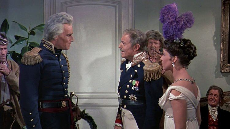 The Buccaneer (1958 film) Movie Review The Buccaneer 1958 The Ace Black Blog