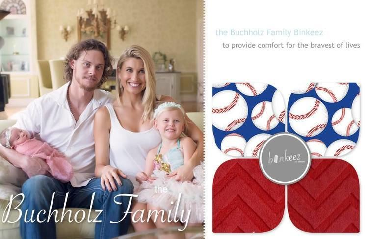The Buchholz Family Introducing the Buchholz Family Binkeez Binkeez For Comfort