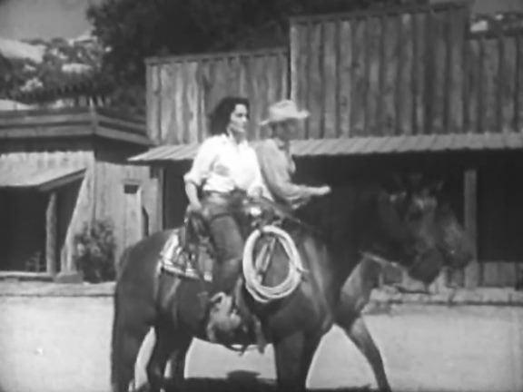 The Buckskin Lady The Buckskin Lady 1957 Carl K Hittleman Patricia Medina Richard
