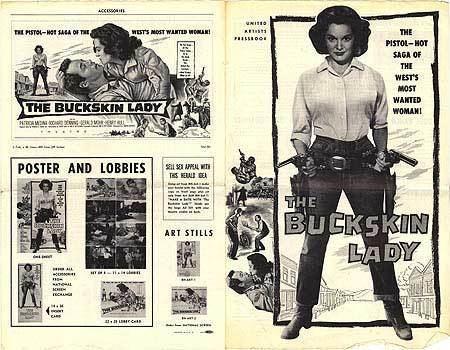 The Buckskin Lady Buckskin Lady movie posters at movie poster warehouse moviepostercom