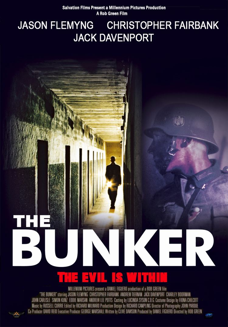 The Bunker (2001 film) The Bunker HORRORPEDIA