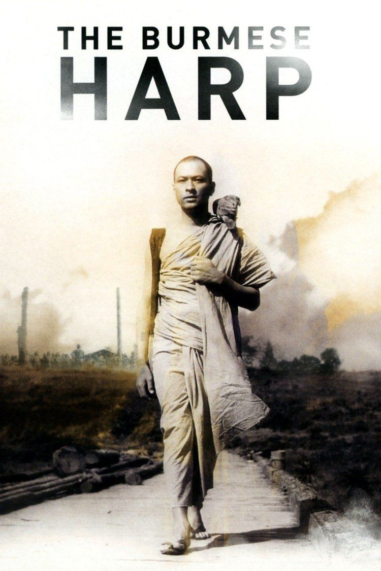 The Burmese Harp (1956 film) wwwgstaticcomtvthumbmovieposters11522p11522