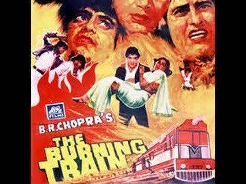 The Burning Train SuperHit Movie JeetendraDharmendraVinod