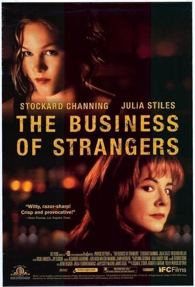 The Business of Strangers The Business Of Strangers Movie Review 2001 Roger Ebert