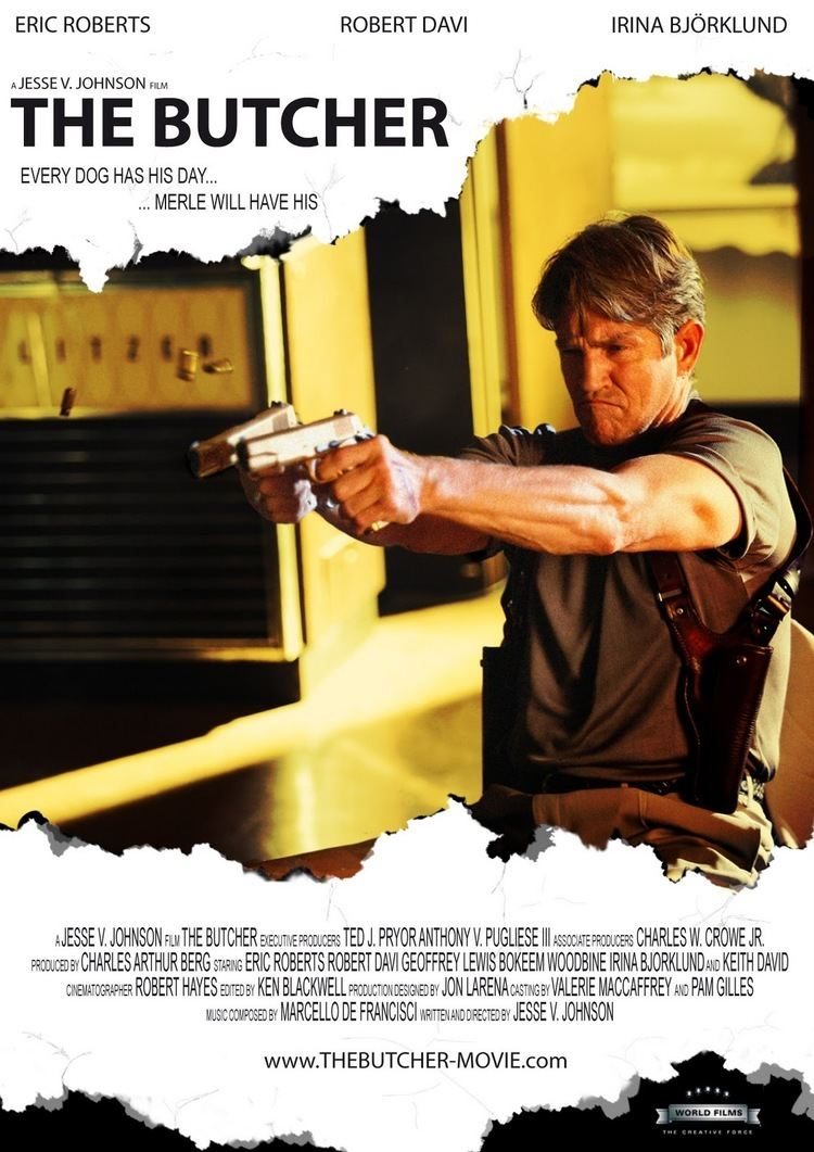 The Butcher (2009 film) AOBG The Butcher killcount
