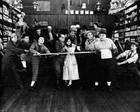 The Butcher Boy (1917 film) Roscoe Arbuckle The Comique Years