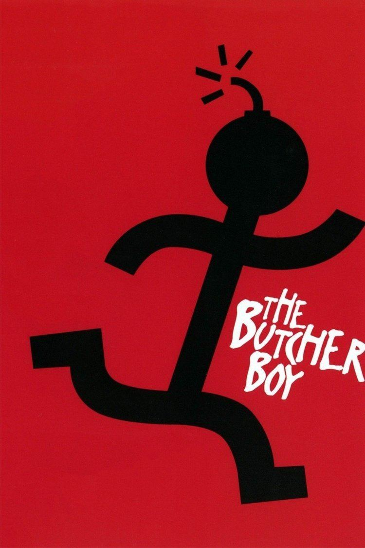 The Butcher Boy (1997 film) wwwgstaticcomtvthumbmovieposters19609p19609