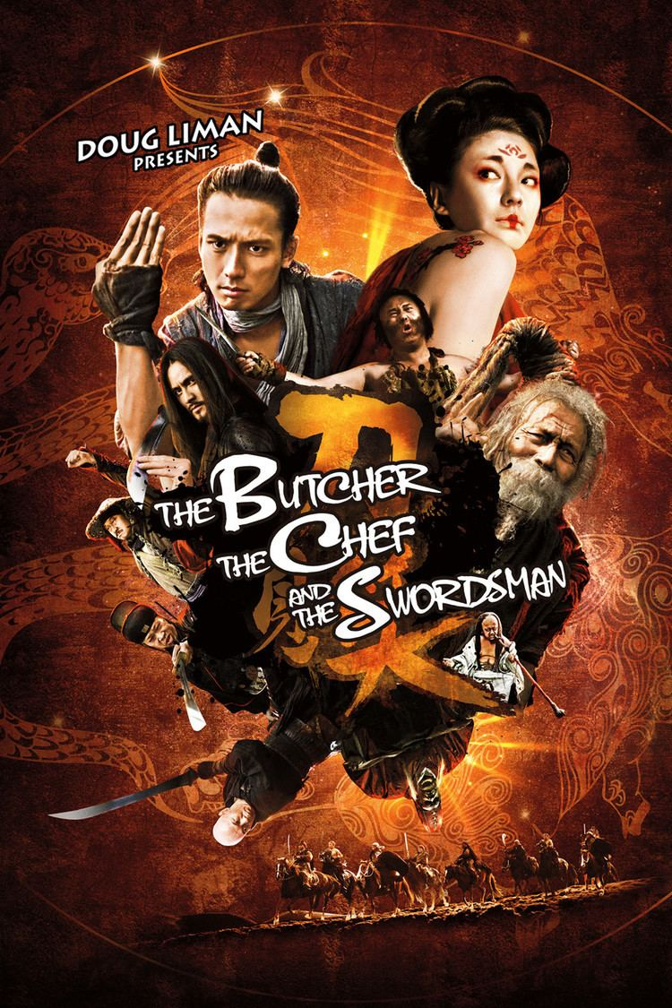 The Butcher, the Chef and the Swordsman wwwgstaticcomtvthumbmovieposters8576320p857