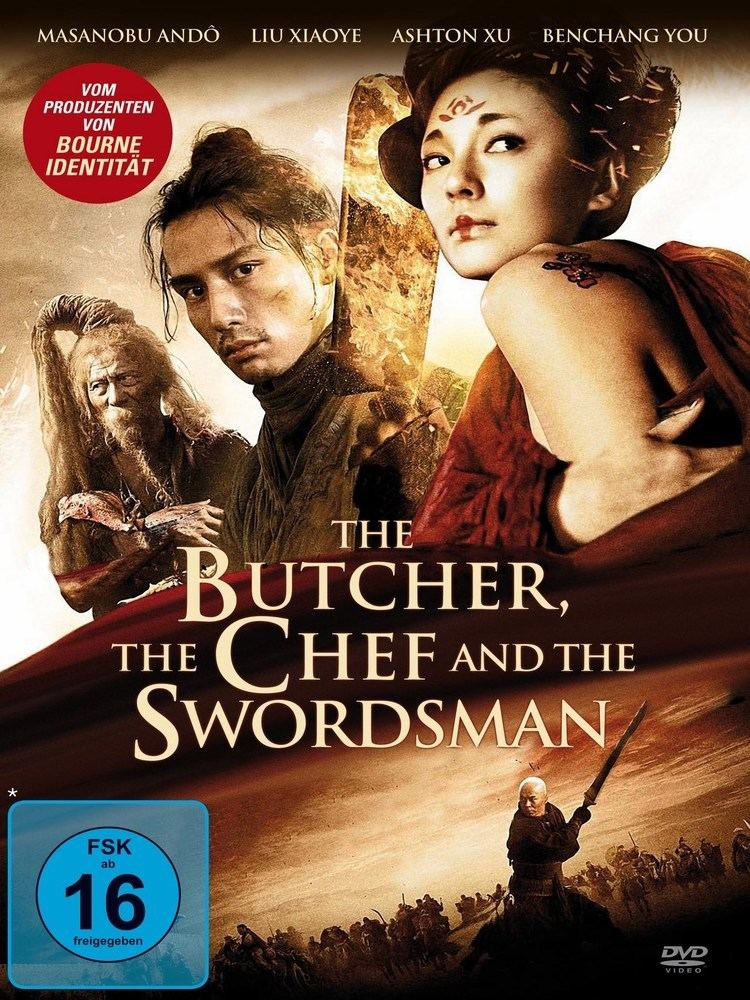 The Butcher, the Chef and the Swordsman The Butcher the Chef and the Swordsman Film 2010 FILMSTARTSde