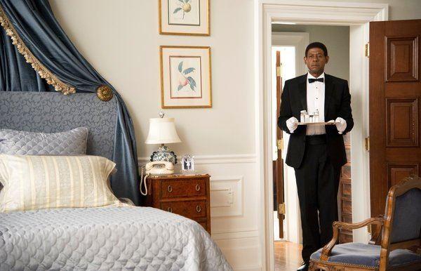 Lee Daniels The Butler movie scenes Forest Whitaker in Lee Daniels The Butler Credit Anne Marie Fox Weinstein Company