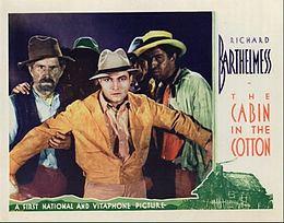 The Cabin in the Cotton The Cabin in the Cotton Wikipedia