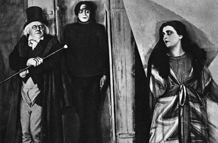 The Cabinet of Dr. Caligari Event Two Star Symphony presents The Cabinet of Dr Caligari The