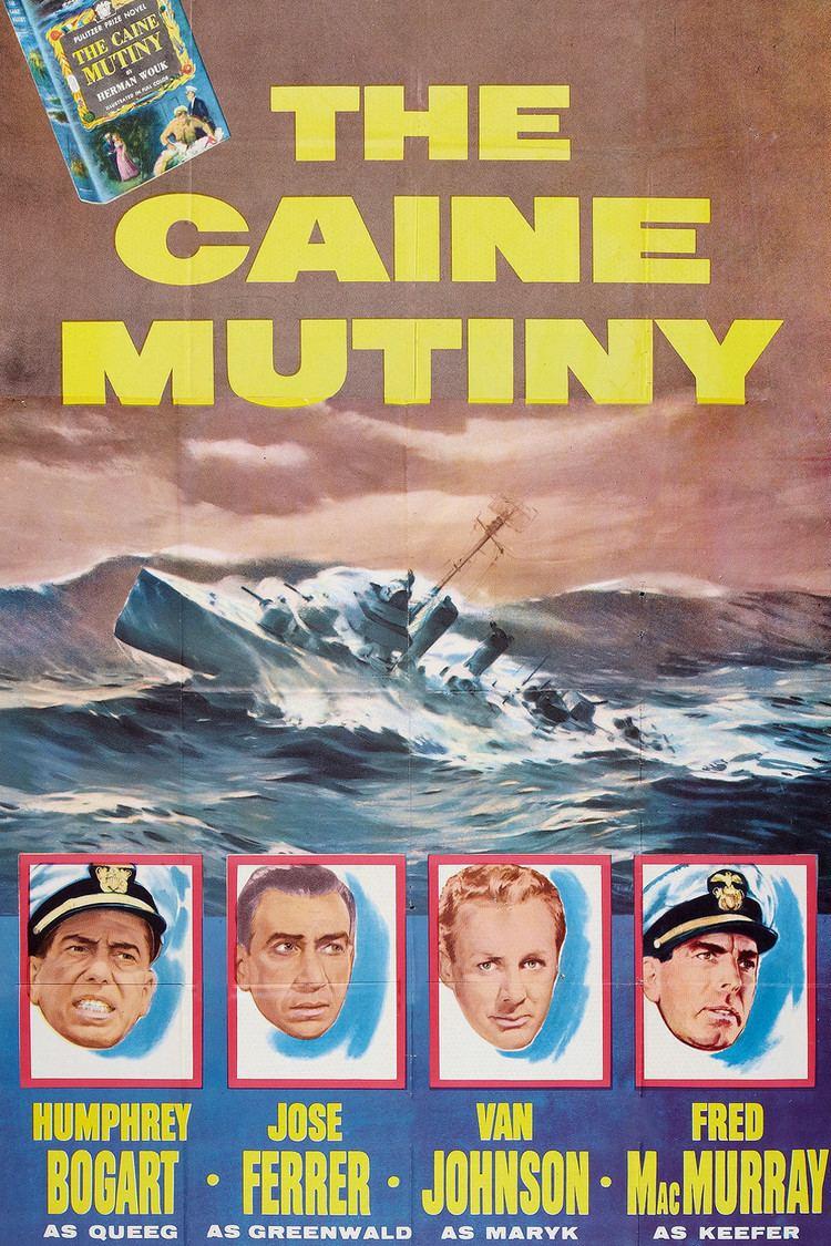 The Caine Mutiny (film) wwwgstaticcomtvthumbmovieposters2164p2164p