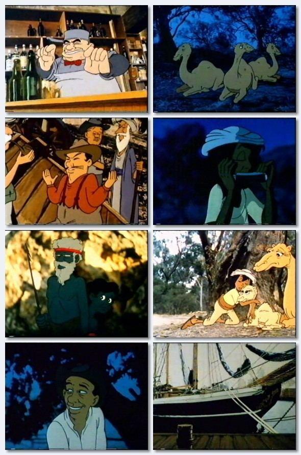 The Camel Boy Velbloud a chlapec The Camel Boy Animovan svt