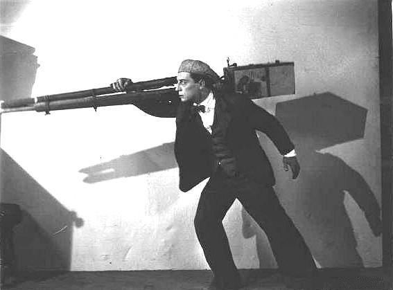 The Cameraman Buster Keaton in The Cameraman Yorkshire Silent Film Festival