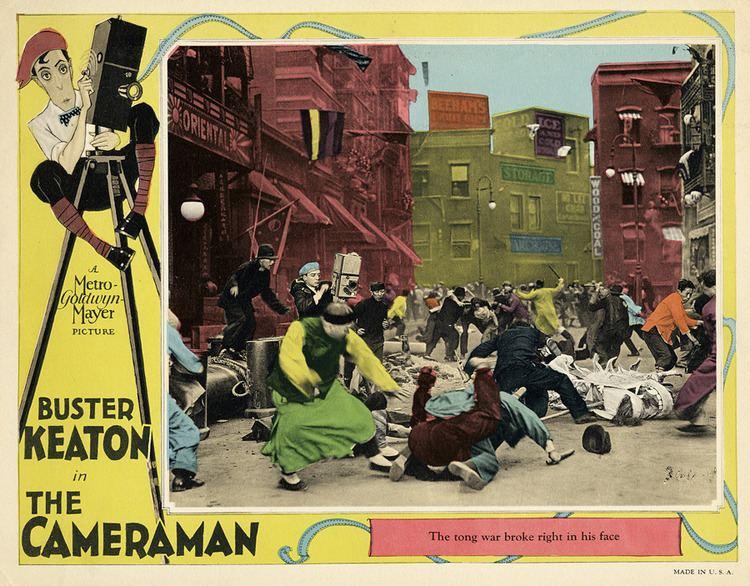 The Cameraman The Cameraman 1928