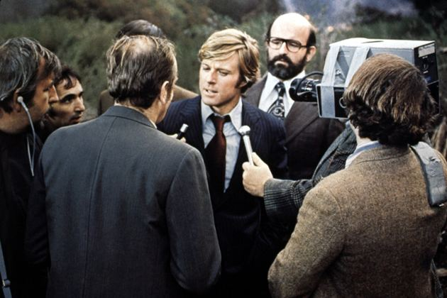 The Candidate (1972 film) Polling the Electorate When Hollywood casts its vote Memorable TV