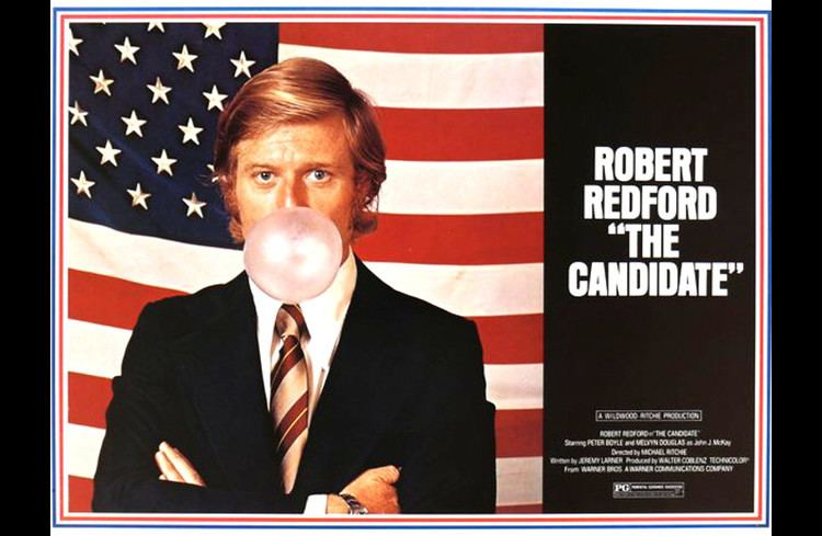 The Candidate (1972 film) Michael Ritchies The Candidate An old political film with