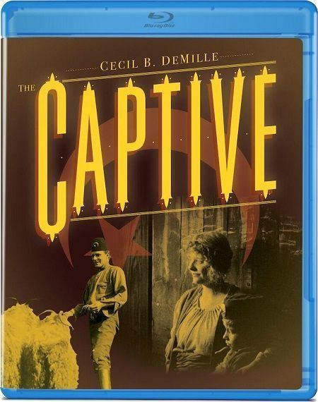 The Captive (1915 film) The Captive 1915 Cecil B DeMille Blanche Sweet House Peters