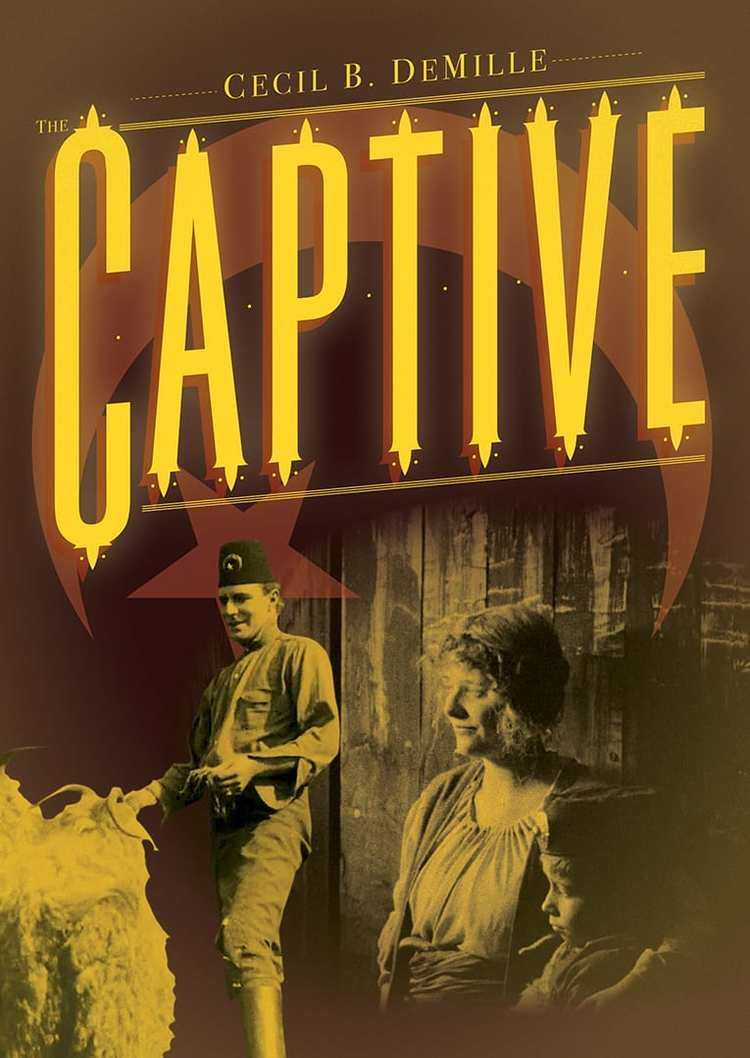 The Captive (1915 film) The Captive Olive Films