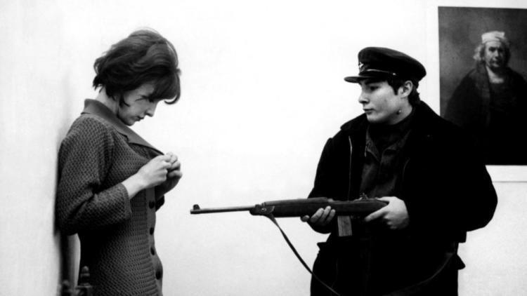 The Carabineers The Carabineers 1963 MUBI