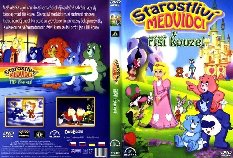The Care Bears Adventure in Wonderland COVERSBOXSK Care Bears Adventure in Wonderland The high