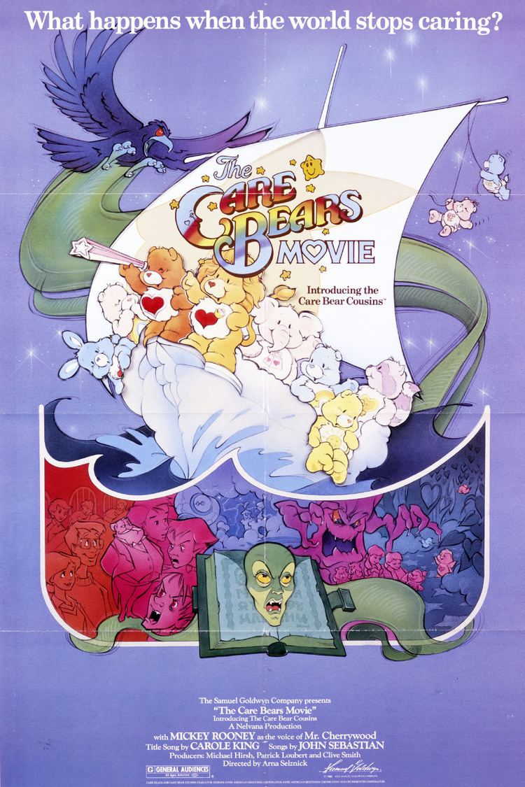 The Care Bears Movie wwwgstaticcomtvthumbmovieposters9199p9199p