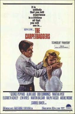 The Carpetbaggers (film) The Carpetbaggers film Wikipedia