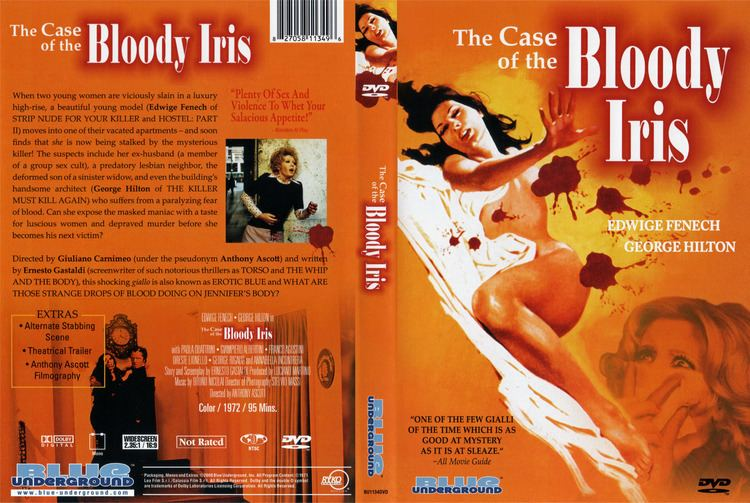 The Case of the Bloody Iris The Case of the Bloody Iris Italy 1972 HORRORPEDIA