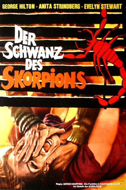 The Case of the Scorpion's Tail The Case of The Scorpions Tail The Grindhouse Cinema Database